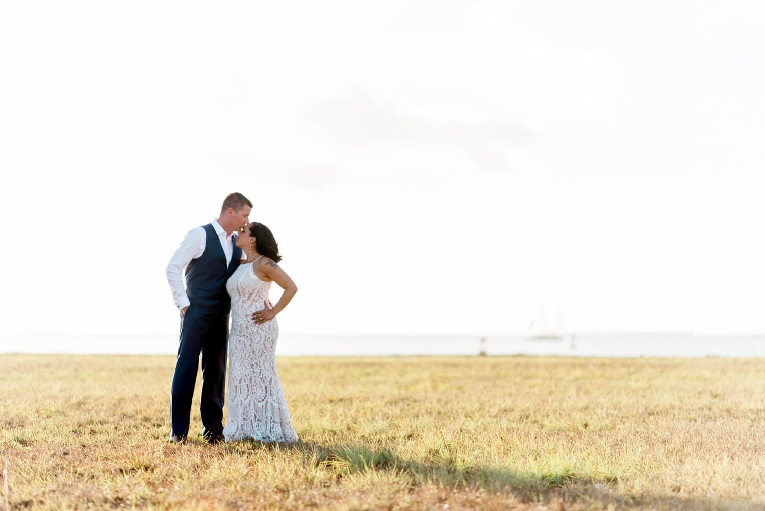 Jessica Ed Key West Engagement Photography 5 1 - Jessica & Ed - Key West Engagement Photographer - Fort Zachary Taylor