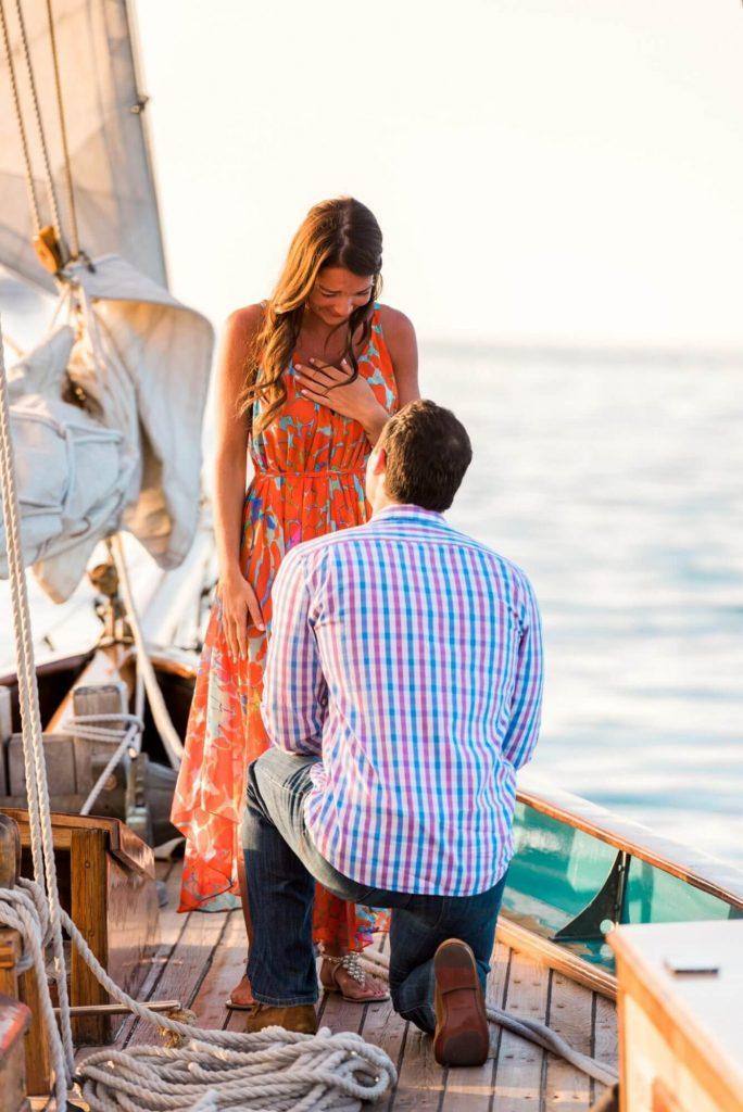 Elizabeth Alex Key West Engagement 26 684x1024 - Elizabeth & Alex - Schooner Hindu Proposal - Key West Engagement Photography