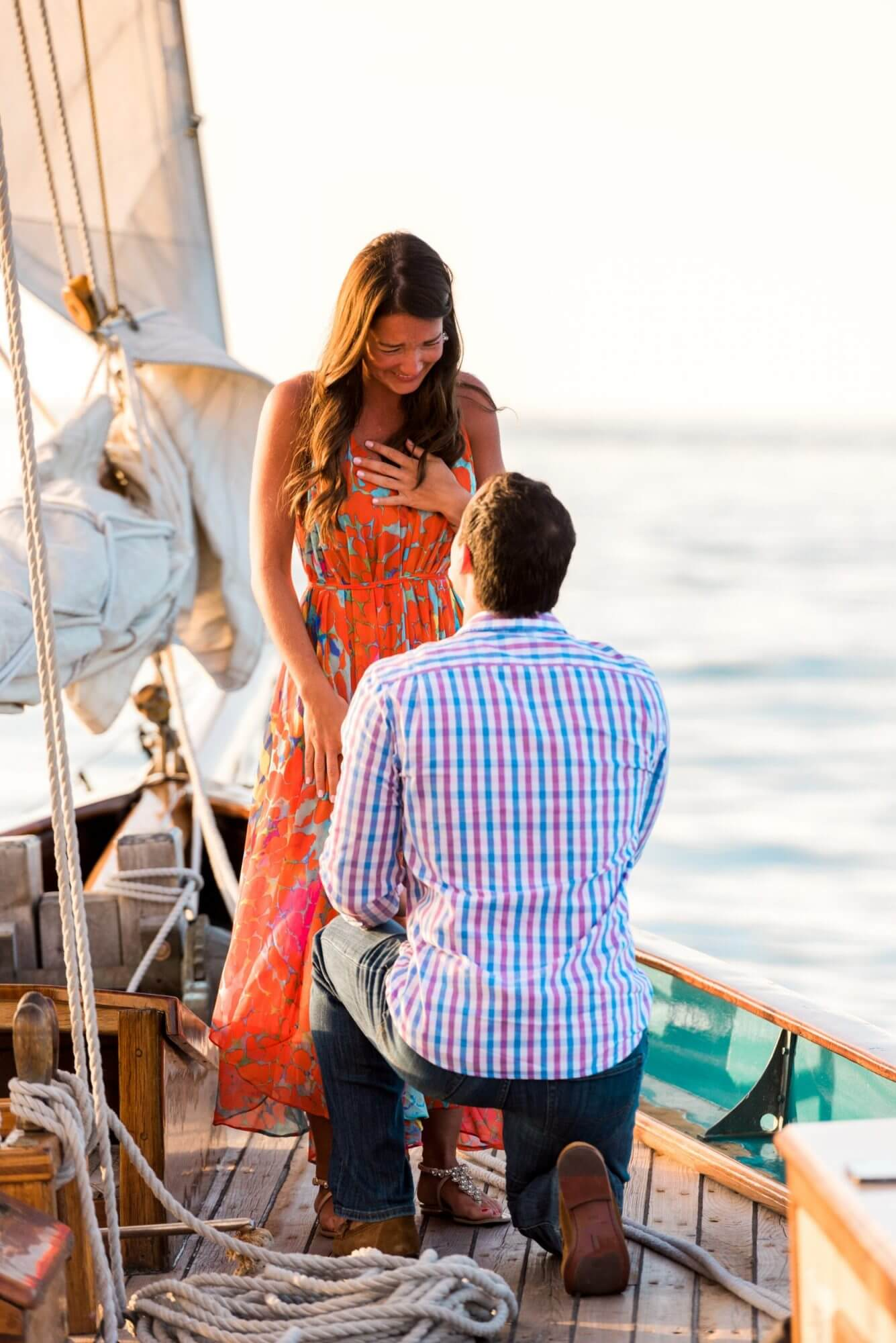 Elizabeth Alex Key West Engagement 40 - Elizabeth & Alex - Schooner Hindu Proposal - Key West Engagement Photography