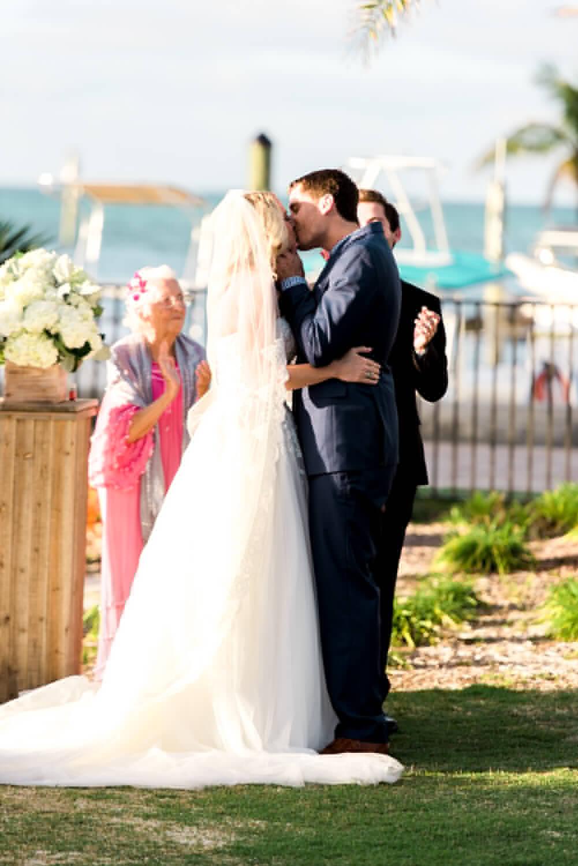 Faro Blanco Resort Wedding 69 - Heather & Keith - Faro Blanco Resort - Florida Keys Wedding Photographer