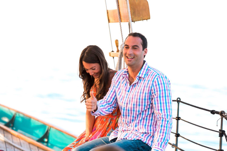 Freas Engagement Photography Key West 15 - Elizabeth & Alex - Schooner Hindu Proposal - Key West Engagement Photography