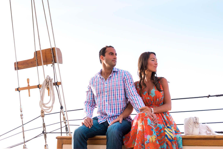 Freas Engagement Photography Key West 3 - Elizabeth & Alex - Schooner Hindu Proposal - Key West Engagement Photography