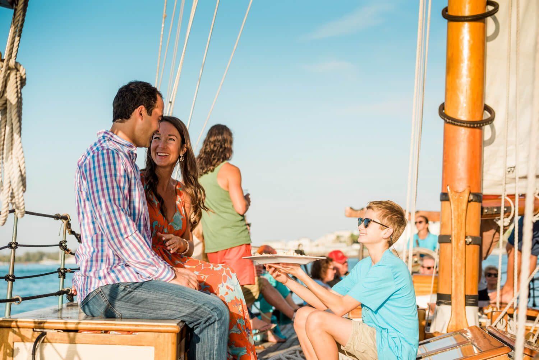 Freas Engagement Photography Key West 5 - Elizabeth & Alex - Schooner Hindu Proposal - Key West Engagement Photography