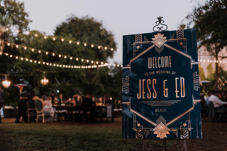Hemingway Home Wedding Jess Ed 110 - Vintage Hollywood Wedding - Hemingway House Wedding - Key West Wedding Photographer