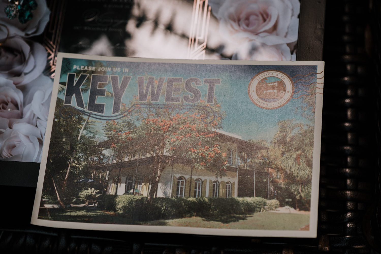 Hemingway Home Wedding Jess Ed 12 - Vintage Hollywood Wedding - Hemingway House Wedding - Key West Wedding Photographer