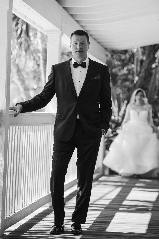 Hemingway Home Wedding Jess Ed 31 - Vintage Hollywood Wedding - Hemingway House Wedding - Key West Wedding Photographer