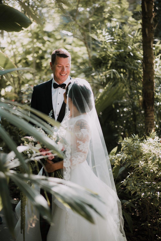 Hemingway Home Wedding Jess Ed 56 - Vintage Hollywood Wedding - Hemingway House Wedding - Key West Wedding Photographer