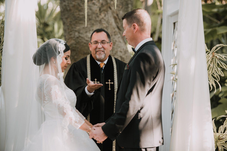 Hemingway Home Wedding Jess Ed 74 - Vintage Hollywood Wedding - Hemingway House Wedding - Key West Wedding Photographer