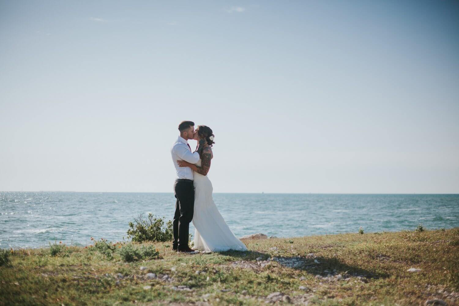Fort Zachary Taylor Elopement KJ 16 - Key West Elopement - Fort Zachary Taylor - Key West Wedding Photographer