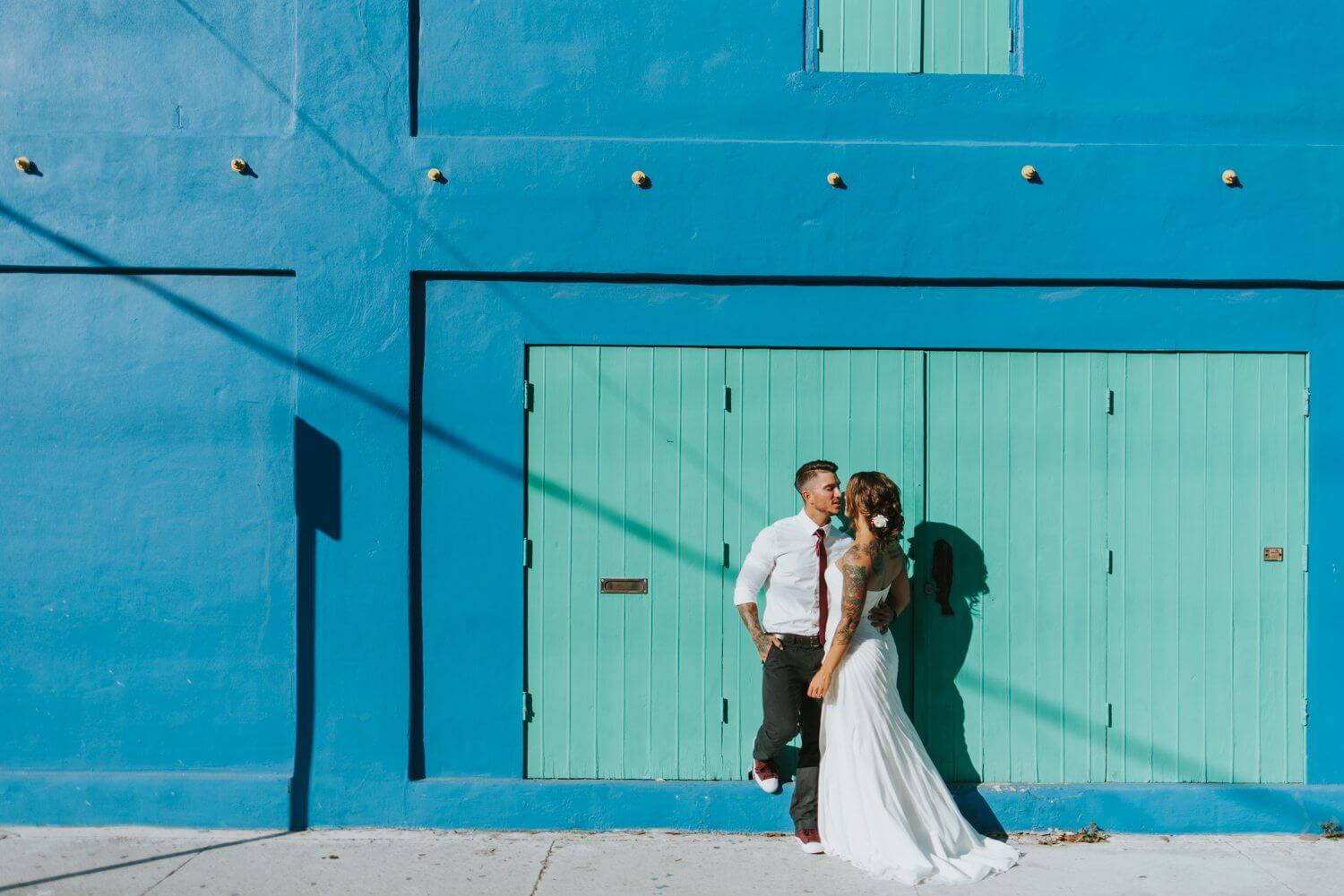 Fort Zachary Taylor Elopement KJ 18 - Key West Elopement - Fort Zachary Taylor - Key West Wedding Photographer