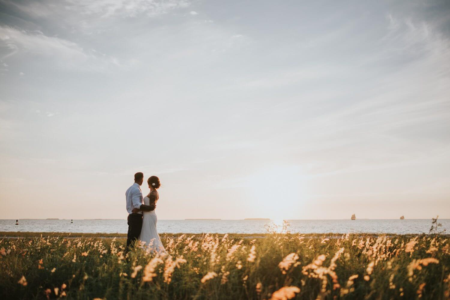 Fort Zachary Taylor Elopement KJ 34 - Key West Elopement - Fort Zachary Taylor - Key West Wedding Photographer