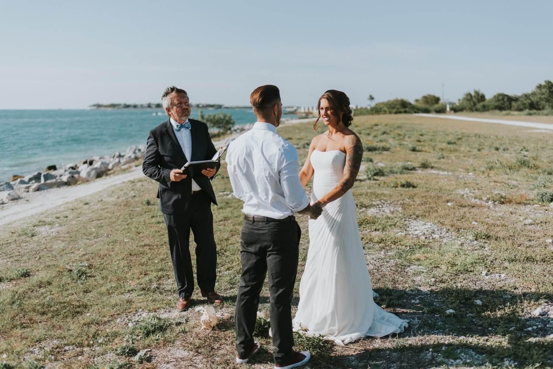 Fort Zachary Taylor Elopement KJ 8 - Key West Elopement - Fort Zachary Taylor - Key West Wedding Photographer