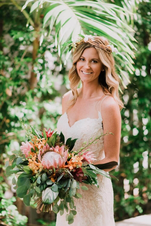 Key West Wedding KF 21 - Kristina & Forrest | Fort Zachary Taylor | Key West Wedding Photographer