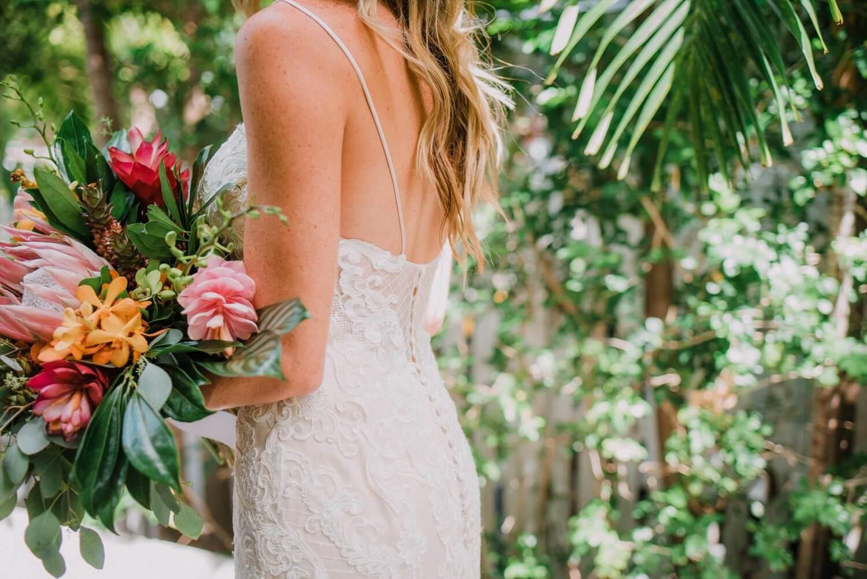 Key West Wedding KF 25 - Kristina & Forrest | Fort Zachary Taylor | Key West Wedding Photographer