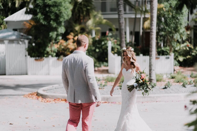 Key West Wedding KF 28 - Kristina & Forrest | Fort Zachary Taylor | Key West Wedding Photographer