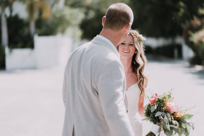 Key West Wedding KF 29 - Kristina & Forrest | Fort Zachary Taylor | Key West Wedding Photographer