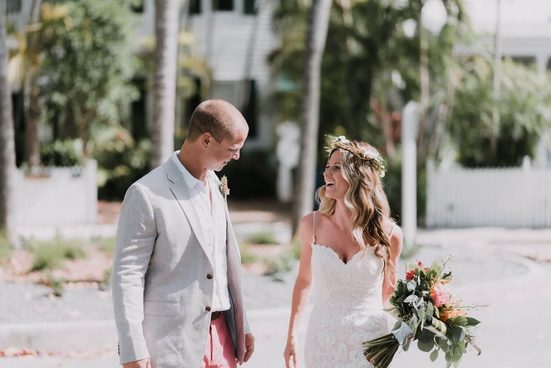 Key West Wedding KF 30 - Kristina & Forrest | Fort Zachary Taylor | Key West Wedding Photographer