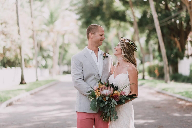 Key West Wedding KF 32 - Kristina & Forrest | Fort Zachary Taylor | Key West Wedding Photographer