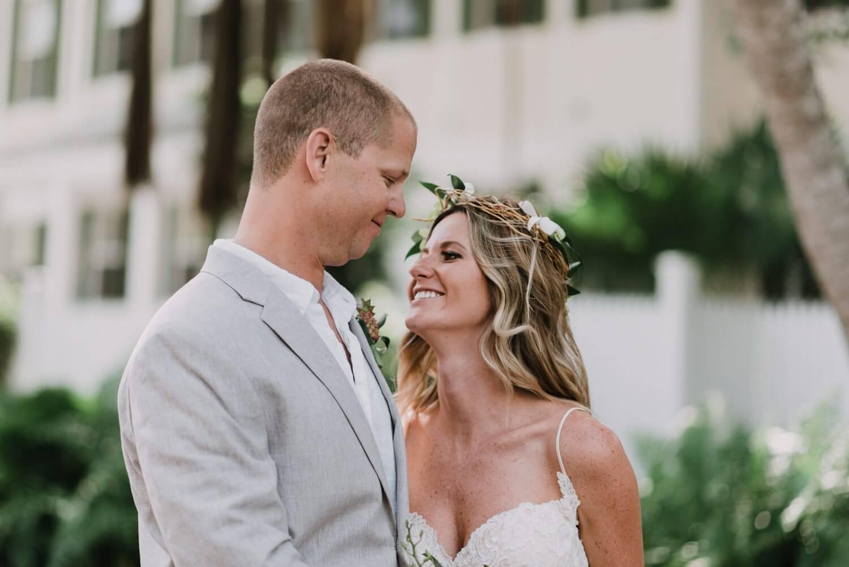 Key West Wedding KF 33 - Kristina & Forrest | Fort Zachary Taylor | Key West Wedding Photographer
