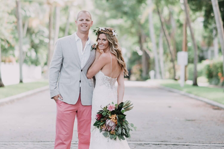 Key West Wedding KF 34 - Kristina & Forrest | Fort Zachary Taylor | Key West Wedding Photographer