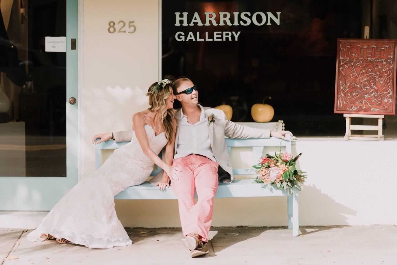 Key West Wedding KF 41 - Kristina & Forrest | Fort Zachary Taylor | Key West Wedding Photographer