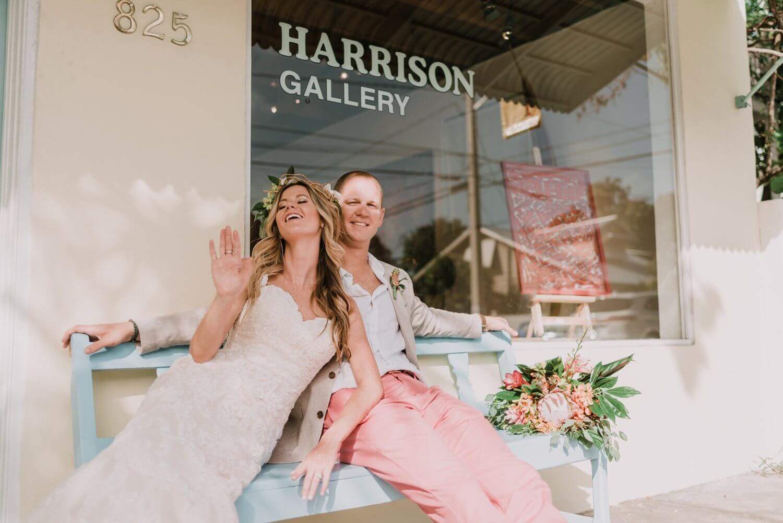 Key West Wedding KF 42 - Kristina & Forrest | Fort Zachary Taylor | Key West Wedding Photographer