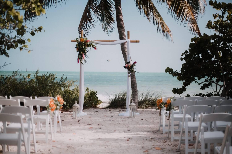 Key West Wedding KF 44 - Kristina & Forrest | Fort Zachary Taylor | Key West Wedding Photographer
