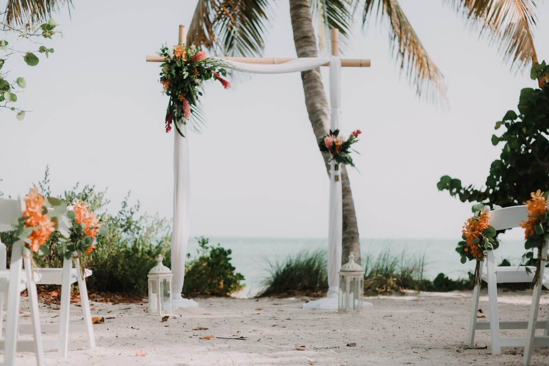 Key West Wedding KF 46 - Kristina & Forrest | Fort Zachary Taylor | Key West Wedding Photographer