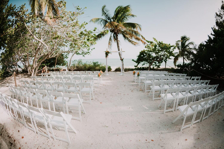 Key West Wedding KF 48 - Kristina & Forrest | Fort Zachary Taylor | Key West Wedding Photographer
