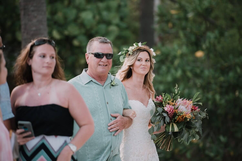 Key West Wedding KF 58 - Kristina & Forrest | Fort Zachary Taylor | Key West Wedding Photographer