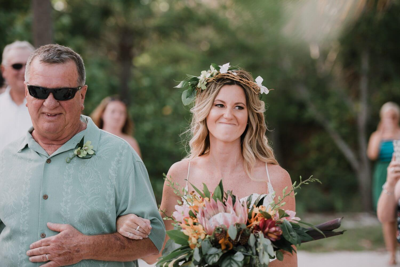 Key West Wedding KF 59 - Kristina & Forrest | Fort Zachary Taylor | Key West Wedding Photographer