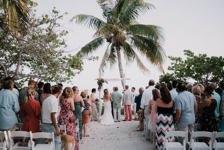 Key West Wedding KF 60 - Kristina & Forrest | Fort Zachary Taylor | Key West Wedding Photographer