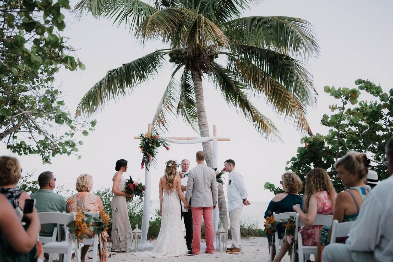 Key West Wedding KF 64 - Kristina & Forrest | Fort Zachary Taylor | Key West Wedding Photographer