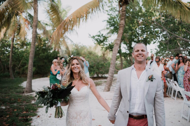 Key West Wedding KF 71 - Kristina & Forrest | Fort Zachary Taylor | Key West Wedding Photographer