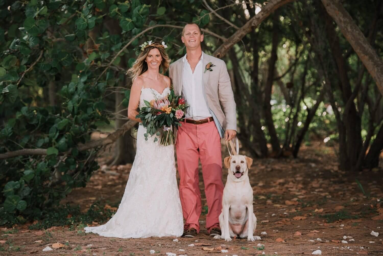 Key West Wedding KF 72 - Kristina & Forrest | Fort Zachary Taylor | Key West Wedding Photographer