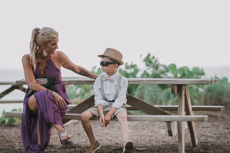 Key West Wedding KF 74 - Kristina & Forrest | Fort Zachary Taylor | Key West Wedding Photographer