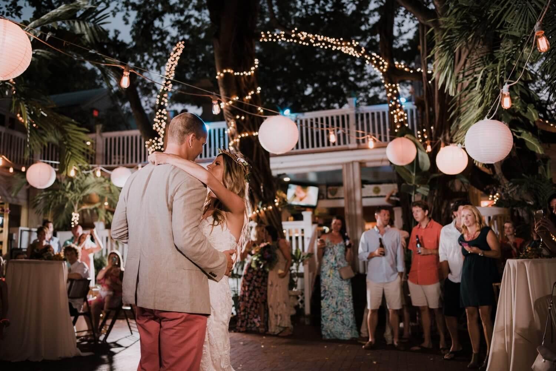 Key West Wedding KF 78 - Kristina & Forrest | Fort Zachary Taylor | Key West Wedding Photographer