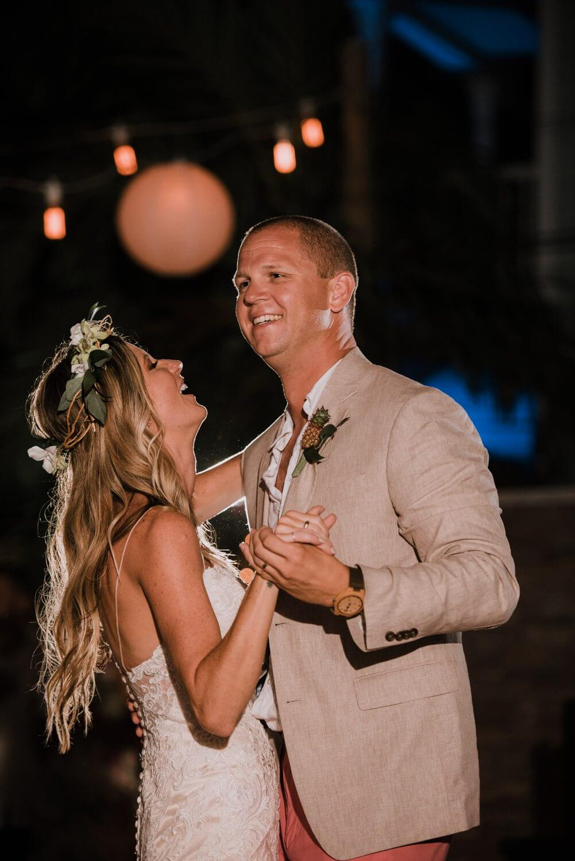 Key West Wedding KF 81 - Kristina & Forrest | Fort Zachary Taylor | Key West Wedding Photographer