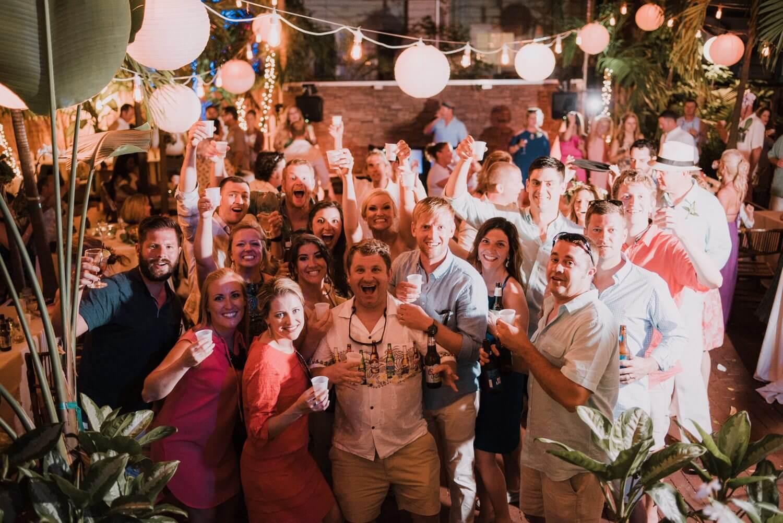 Key West Wedding KF 85 - Kristina & Forrest | Fort Zachary Taylor | Key West Wedding Photographer