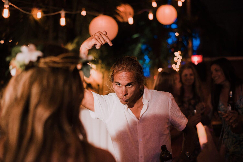 Key West Wedding KF 86 - Kristina & Forrest | Fort Zachary Taylor | Key West Wedding Photographer