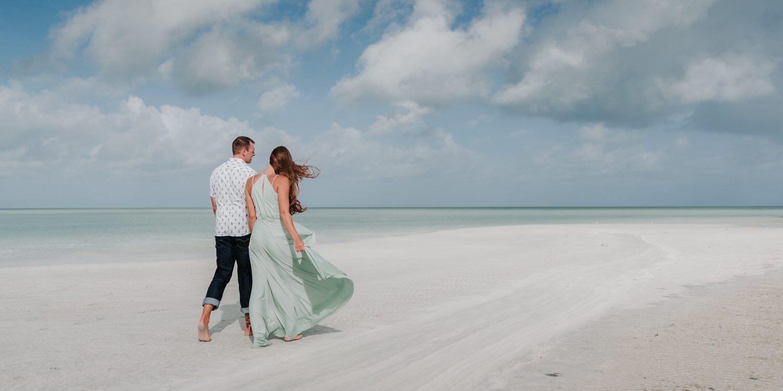 Key West Engagement Beach Session Megan Josh 10 - Key West Engagement Session - Megan & Josh - Marvin Key