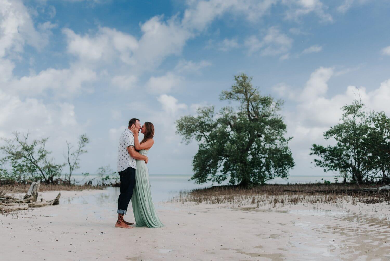 Key West Engagement Beach Session Megan Josh 15 - Key West Engagement Session - Megan & Josh - Marvin Key
