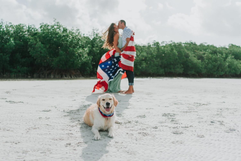 Key West Engagement Beach Session Megan Josh 4 - Key West Engagement Session - Megan & Josh - Marvin Key
