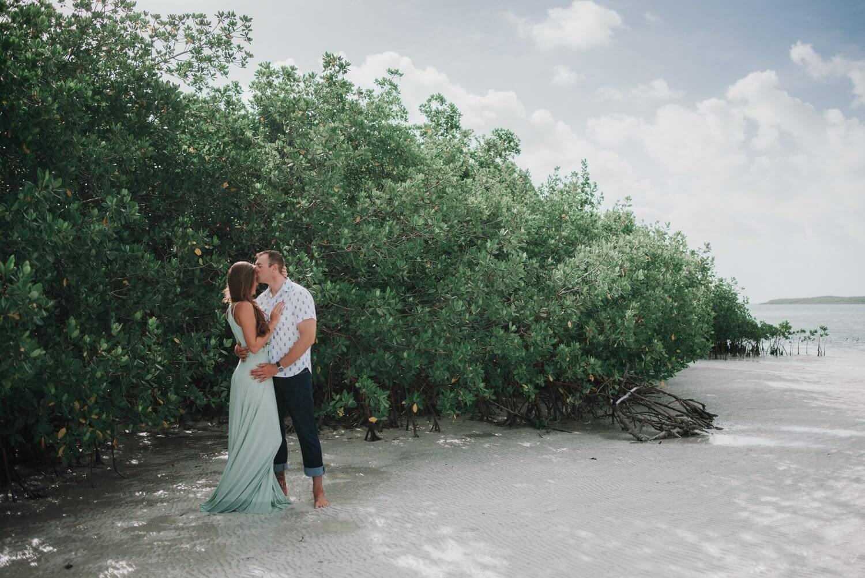 Key West Engagement Beach Session Megan Josh 8 - Key West Engagement Session - Megan & Josh - Marvin Key