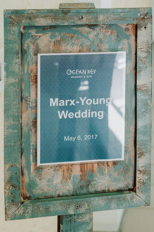Ocean Key Wedding Key West 2 - Ocean Key Wedding - Key West Wedding Photographer - Emily & Pat