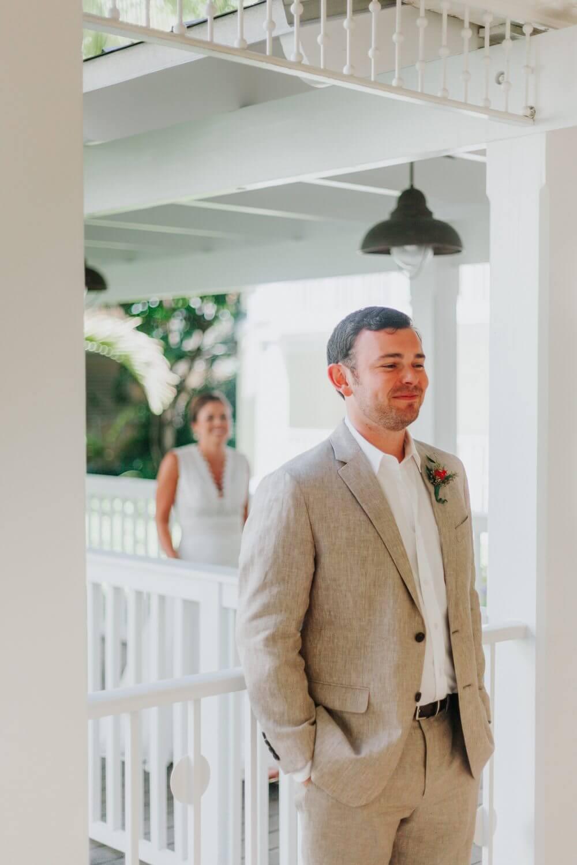 Ocean Key Wedding Key West 26 - Ocean Key Wedding - Key West Wedding Photographer - Emily & Pat