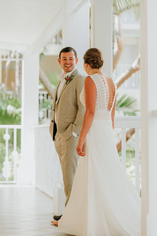 Ocean Key Wedding Key West 27 - Ocean Key Wedding - Key West Wedding Photographer - Emily & Pat