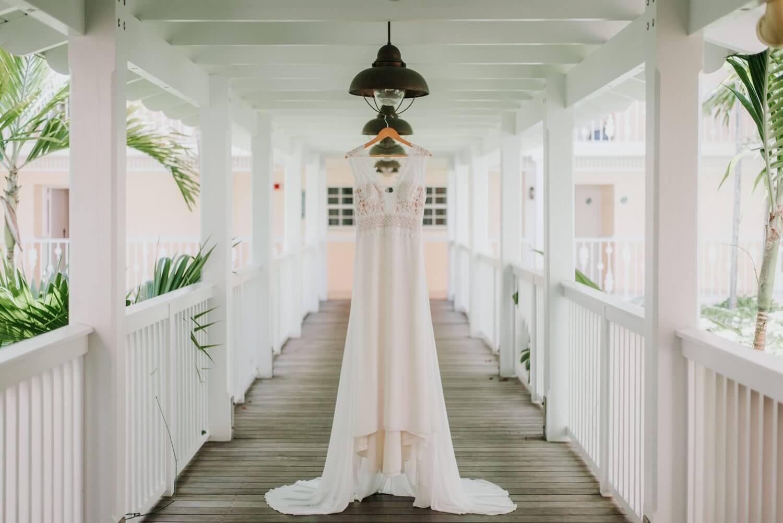 Ocean Key Wedding Key West 3 - Ocean Key Wedding - Key West Wedding Photographer - Emily & Pat