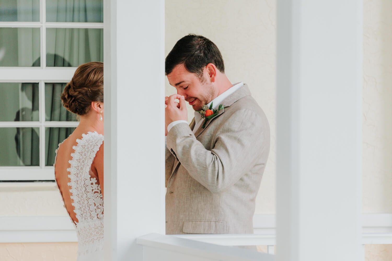 Ocean Key Wedding Key West 31 - Ocean Key Wedding - Key West Wedding Photographer - Emily & Pat