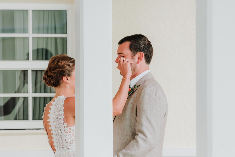 Ocean Key Wedding Key West 32 - Ocean Key Wedding - Key West Wedding Photographer - Emily & Pat